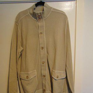 "ITALIAN DESIGNER ""HENRY COTTONS"" NEW COTTON JACKET"